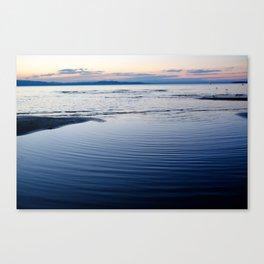 Lake Champlain Canvas Print