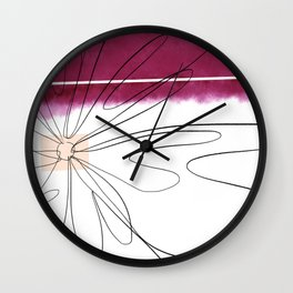 Late Night Wall Clock