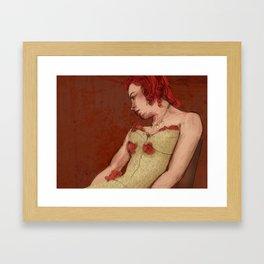 Annette Betté Kellow Framed Art Print