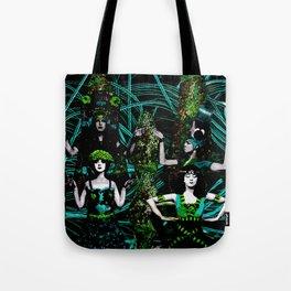 Interpretive dance  Tote Bag