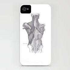 Anatomy iPhone (4, 4s) Slim Case