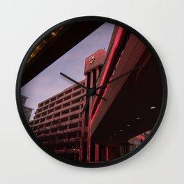 Big E Wall Clock