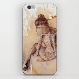 'Decolletage' iPhone Skin