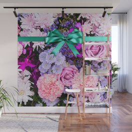 Floral Gift 5 Wall Mural