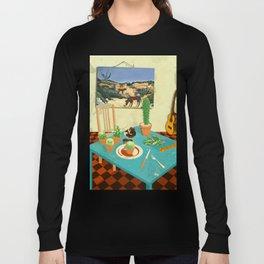 LA MESA DE CACTUS Long Sleeve T-shirt