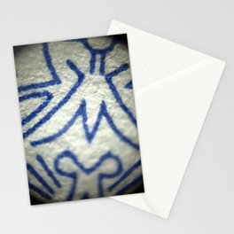 Blue Totem Stationery Cards