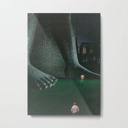 Underfoot Metal Print