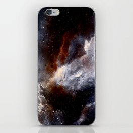Dust, hydrogen, helium and other ionized gases iPhone Skin