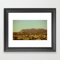 TheWest Framed Art Print