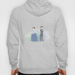Margaret and John Thornton in Love Hoody