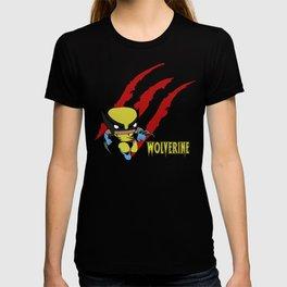 Scratch Wolve T-shirt