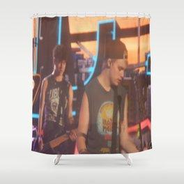 Calum Hood.Michael Clifford  Shower Curtain