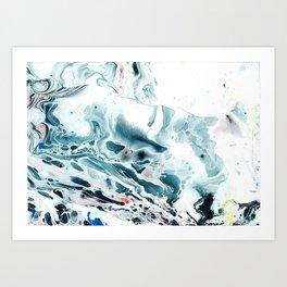 Ink 3 Art Print
