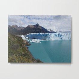 Perito Moreno Glacier, Argentina Metal Print