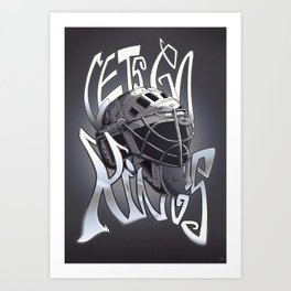 LGK! by DVO Art Print