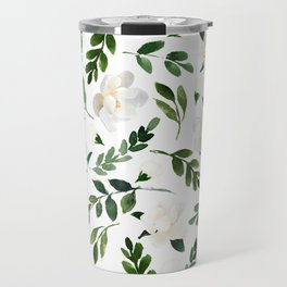 Magnolia Tree Travel Mug