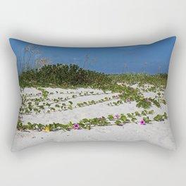 Railroad Vines on Boca I Rectangular Pillow