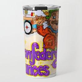 Confederacy of Dunces Travel Mug