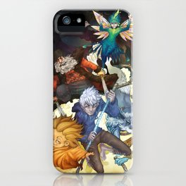 Rise of the Guardians iPhone Case
