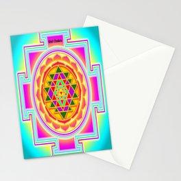 Shri Chakra Stationery Cards