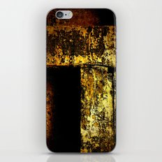 Years passing by.... iPhone & iPod Skin