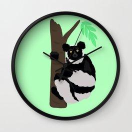 Indri Wall Clock