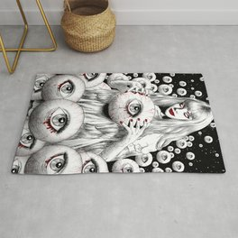 Spirits Of The Dead Rug