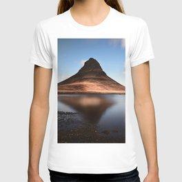 Fell Kirkjufell Mountain T-shirt