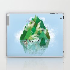 Mysterious Island Laptop & iPad Skin