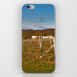 Vinyard Photography iPhone Skin