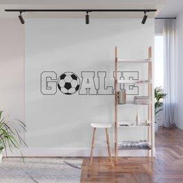 Soccer Goalie Wall Mural