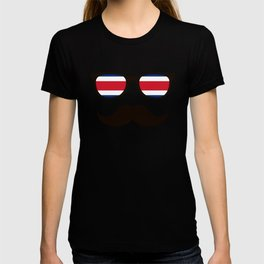 Costa Rica Retro Tshirt T-shirt