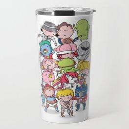 80's Babies Travel Mug