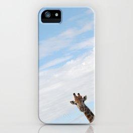 Hello Giraffe iPhone Case