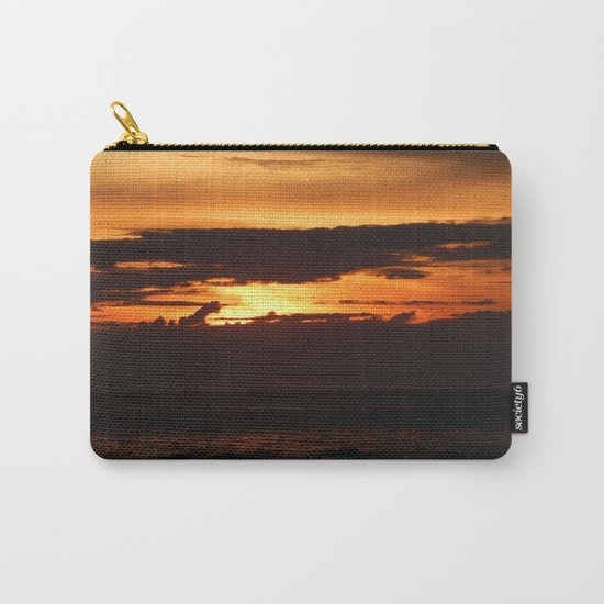 Sunset Shadows Carry-All Pouch