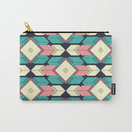 Looping Geometry I Carry-All Pouch