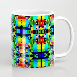 Spectral Crystal Coffee Mug