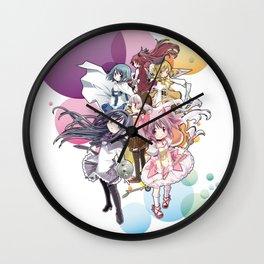 Puella Magi Madoka Magica - Only You Wall Clock