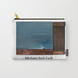 Melanchol-Left Carry-All Pouch