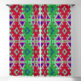 Indian Designs 67 Blackout Curtain