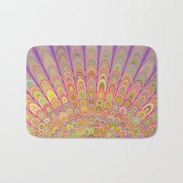 Happy Morning Mandala Bath Mat