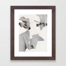 leo & pipo Framed Art Print