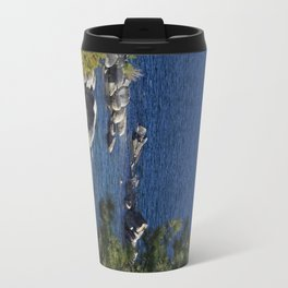 Trees + Tahoe Travel Mug