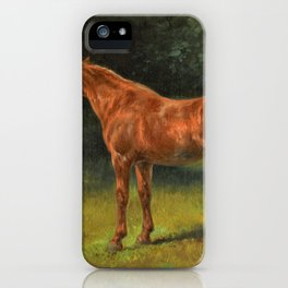 The Red Sorrel - Digital Remastered Edition iPhone Case