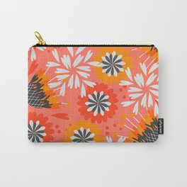 Sweet floral spring pattern Carry-All Pouch
