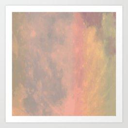 Rainbows & Unicorns Art Print