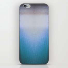 blue ghosts iPhone Skin