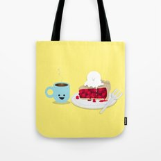Coffee and Pie Tote Bag