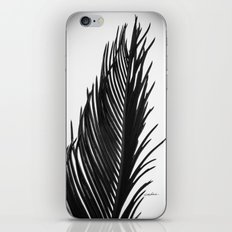 Palm: The Abstract in Black iPhone & iPod Skin