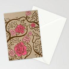 Fleur Rose Stationery Cards